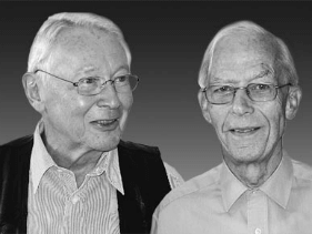 <h2>Jørgen Dahlerup et Gert Holbek</h2>